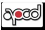 Logo da APCD