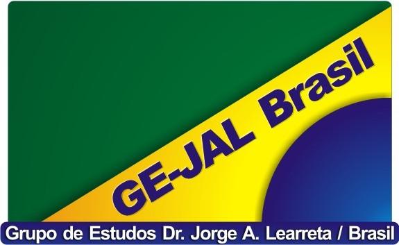 Logo Grupo de Estudos Professor Jorge Alfonso Learreta